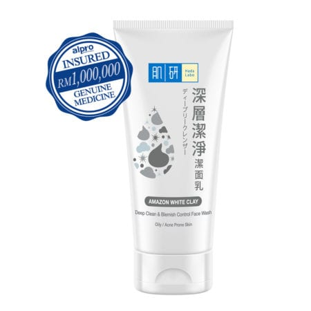 Hadalabo Deep Cleanblemish Control Face Wash 100g