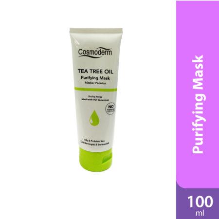 Cosmoderm Tea Tree Oil Purifying Mask 100ml