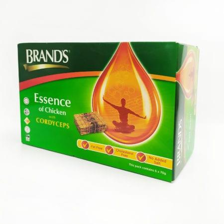 Brands Cordyceps 6x70g