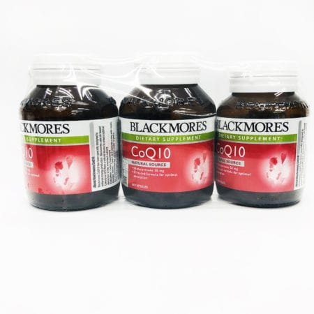 Blackmores Coq10 50mg 2x60s W/30s