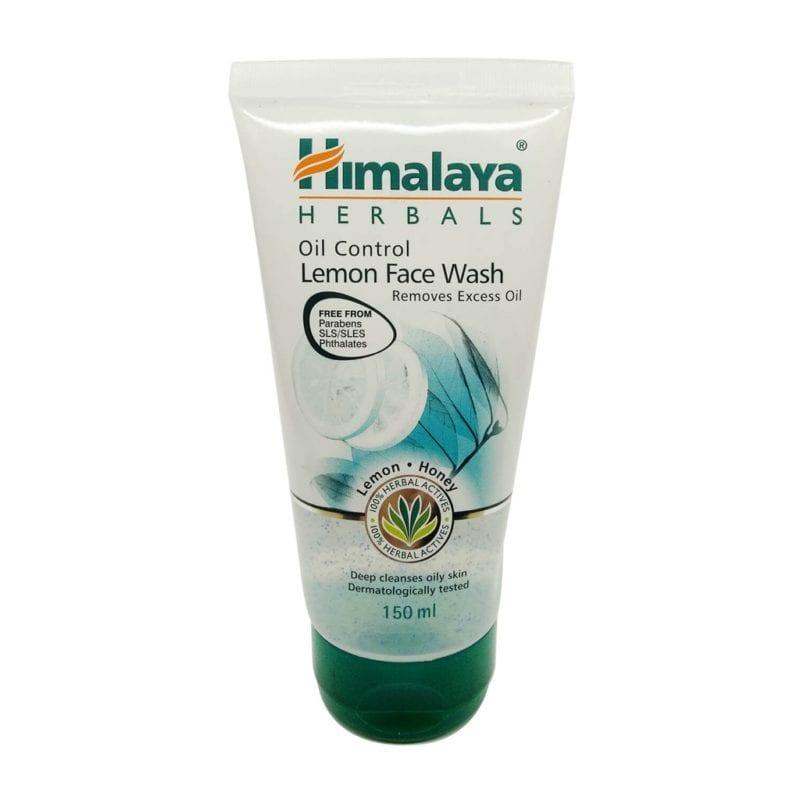 Himalaya Oil Control Lemon Face Wash (150ml)