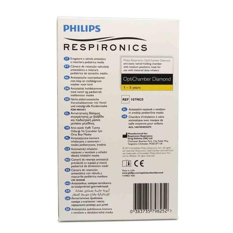 Philips Respironics Optichamber Diamond - Medium