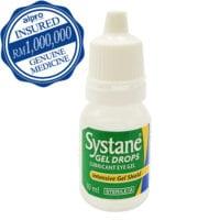 Systane Lubricant Eye Gel Drops, 10ml (exp Date: 11/2021)