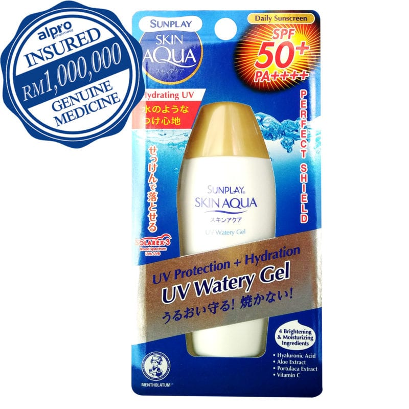 Sunplay Skin Aqua UV Watery Gel SPF50 80g