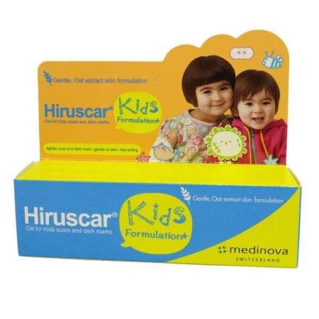 Hiruscar Kids Formulation (10g)