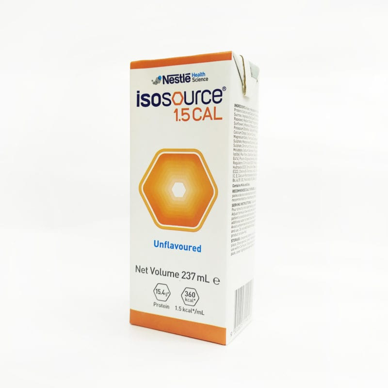 Isosource 1.5 Cal Unflavoured 237ml