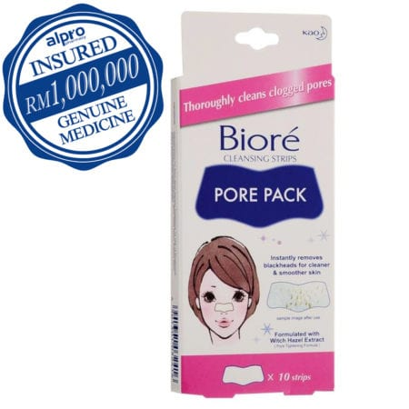 Biore Pore Pack 10s