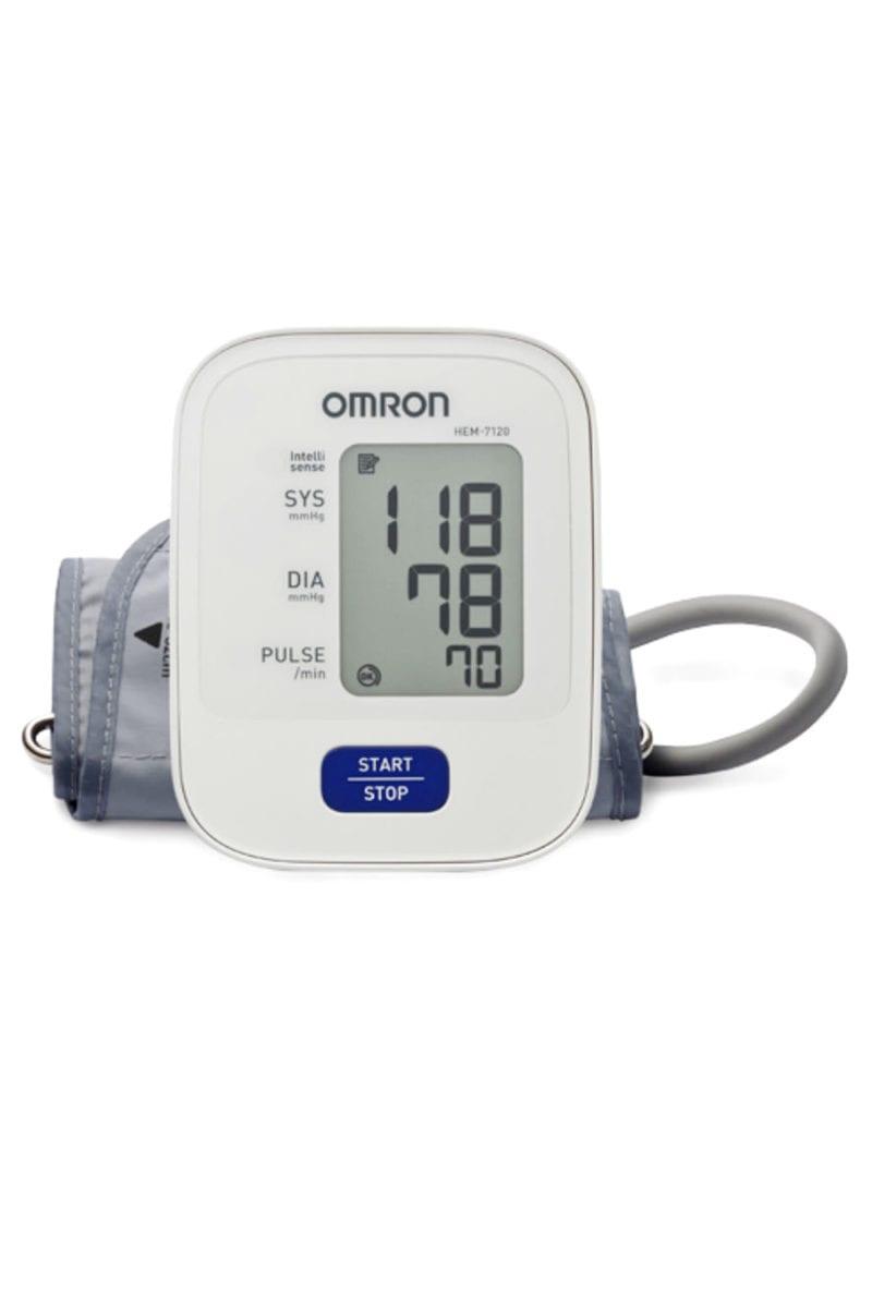 Omron Hem-7120 Blood Pressure Monitor