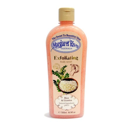 Margaret River Exfoliating Bodyscrub Rice 500ml