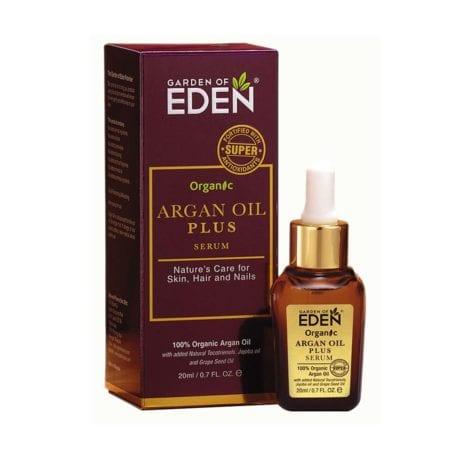 Garden Of Eden Argan Oil Plus Serum (20ml)