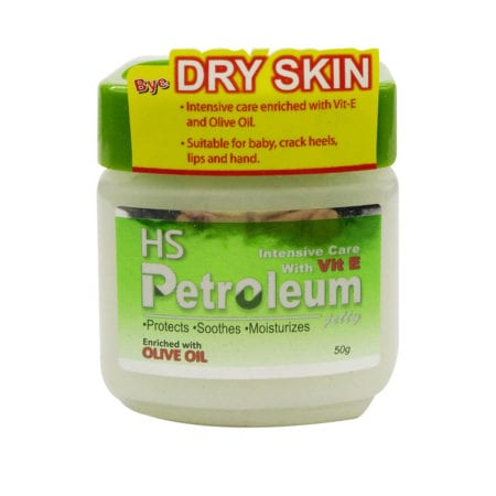 Hs Petroleum Jelly With Vitamin E (45g)