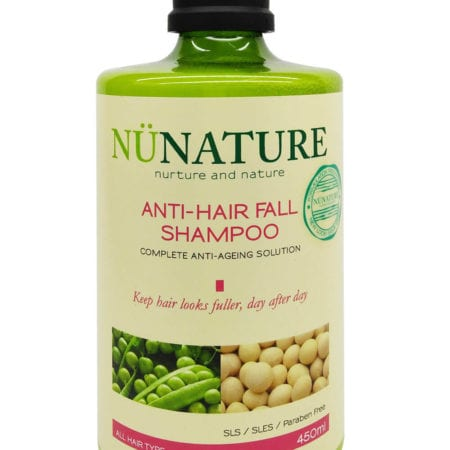 Nunature Anti Hair Fall Shampoo 450ml