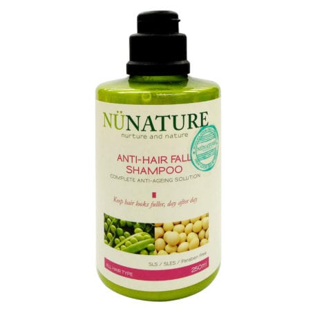 Nunature Anti Hair Fall Shampoo 250ml