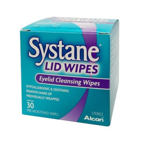 Alcon Systane Lid Wipes (30s)