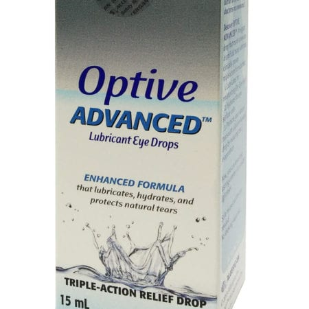 Allergan Optive Advanced 15ml