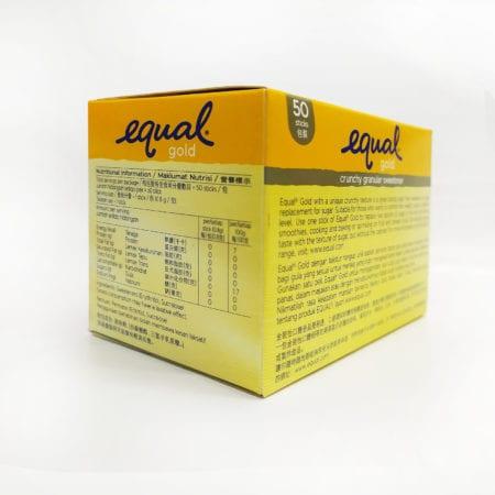 Equal Gold Stick 50s