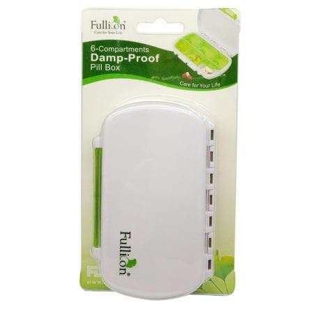 Fullicon Pill Box - Damp Proof