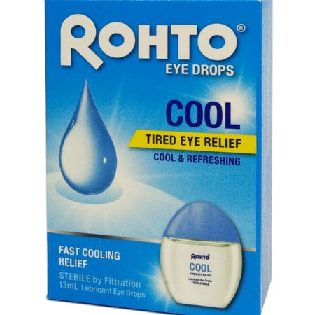 Rohto Cool Eye Drops (13ml) Exp Date: 06/2022