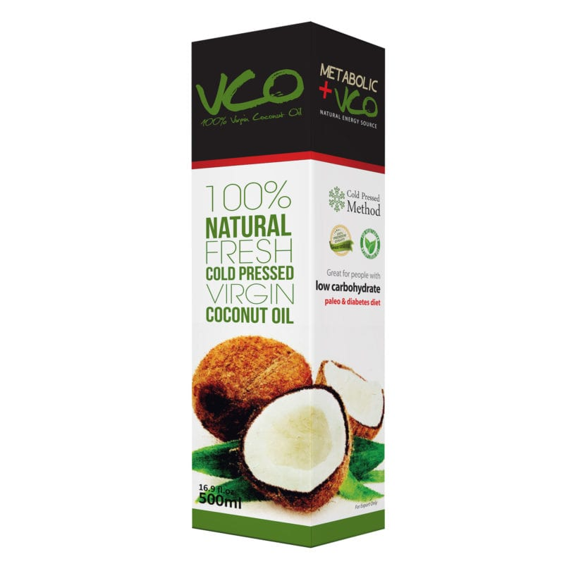 Metabolic + Vco 500ml