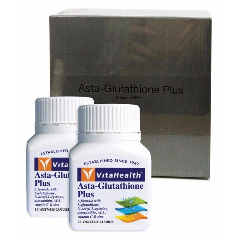 Vitahealth Asta-glutathione Plus (30s X 2)