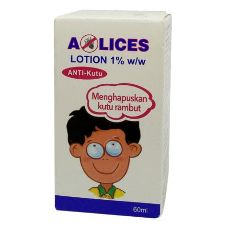 A-lices Lotion - Head (60ml)