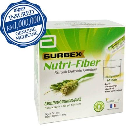 Abbott Surbex Nutri-fiber (5g X 30's)