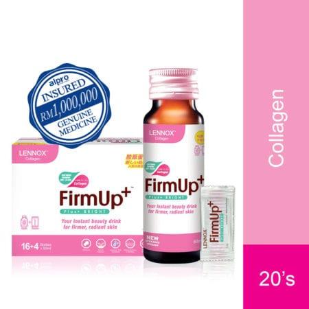 Lennox Firm Up Collagen Drinks 50ml 20s