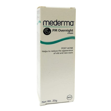 Mederma Pm Overnight Cream (20g) Exp Date: 02/2021