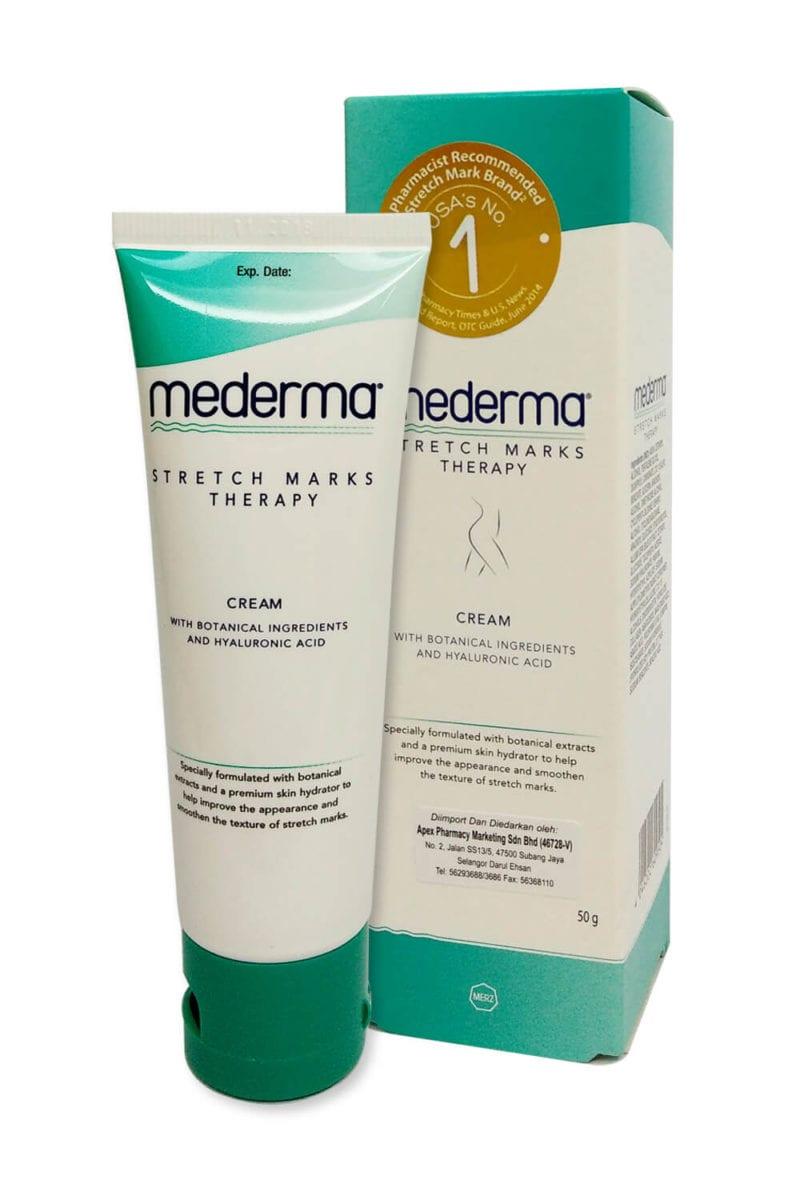 Mederma Stretch Mark Cream 50g Exp Date 05/2021