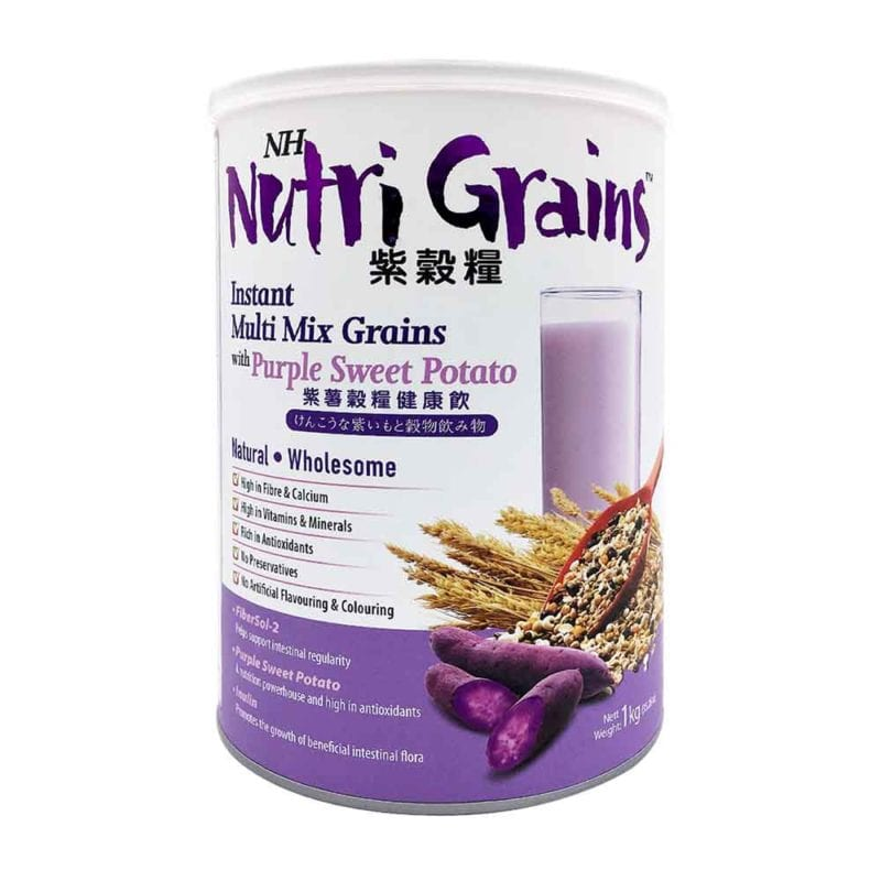 Nh Nutri Grains With Purple Sweet Potato (1kg)