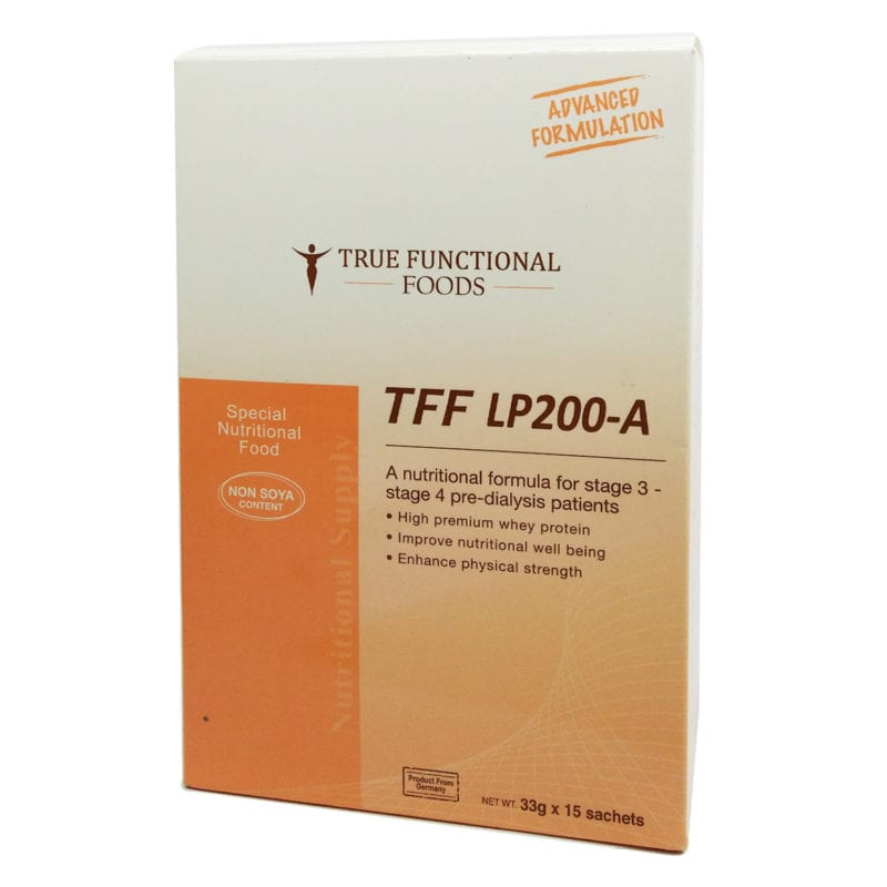 True Functional Foods Advanced Formula Tff Lp200-a (33g X 15s)