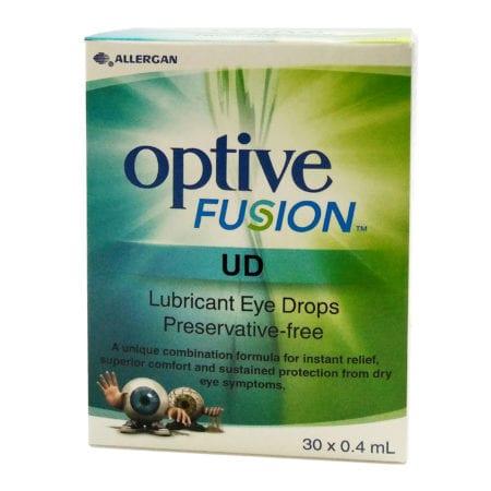 Allergan Optive Fusion Ud 30x0.4ml