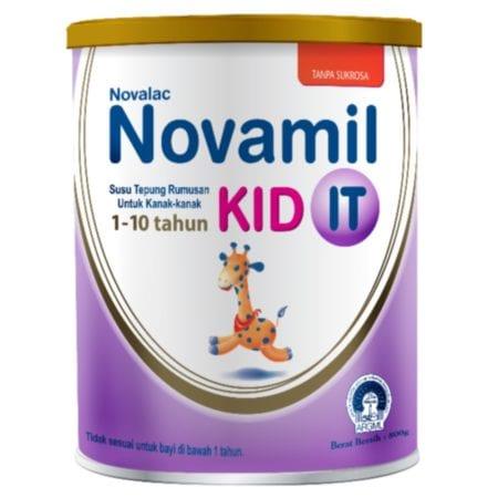 Novalac Novamil It (800g) 1-10 Tahun