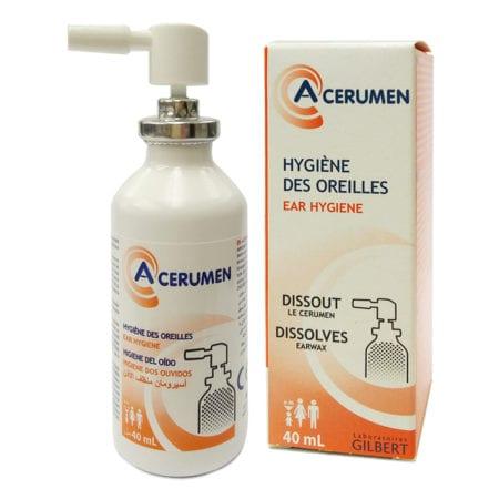 Acerumen Spray Hygiene Of The Ear (40ml)