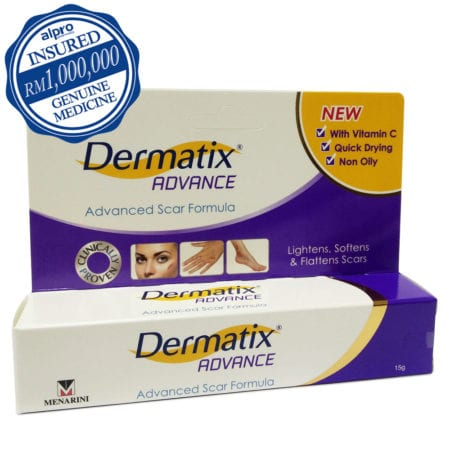 Dermatix Advance For Scar (15g)