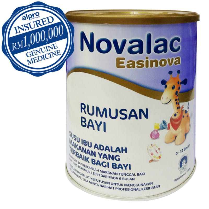 Novalac Easinova Infant Formula 800g