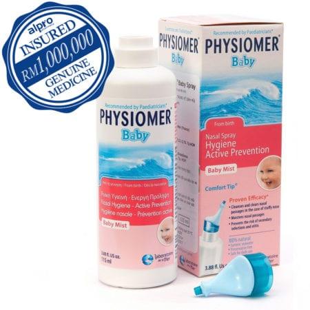 Physiomer Baby Nasal Spray 115ml