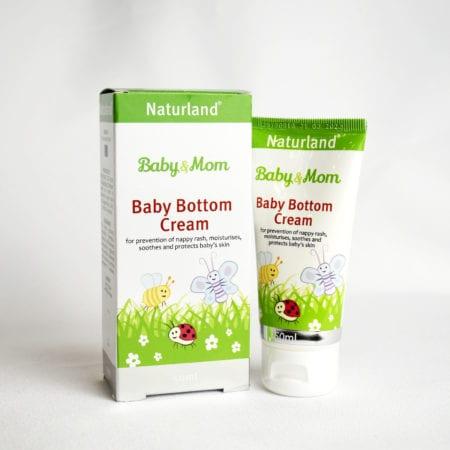 Naturland Baby Bottom Cream 50ml