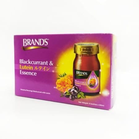 Brands Blackcurrant & Lutein 6x60ml
