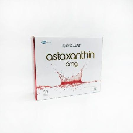 Bio-life Astaxanthin 6mg 30s