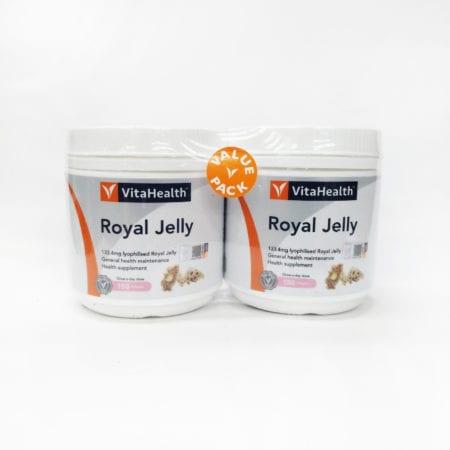 Vitahealth Royal Jelly 2x150s