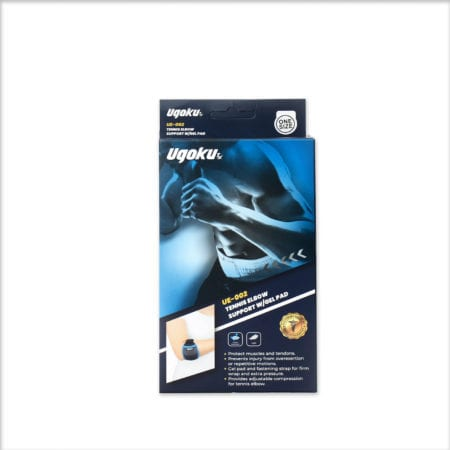 Ugoku Ue-002  Tennis Elbow With Gel Pad