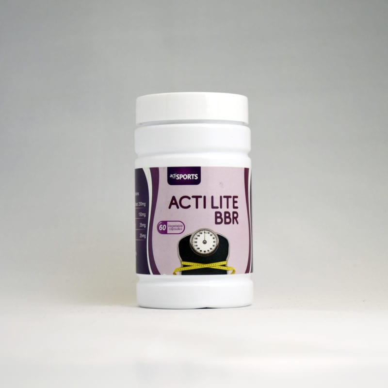 {20 Days Weight Loss Package} Actishake Chocolate &vanilla (x2) + Actilite Bbr 60s (x1)