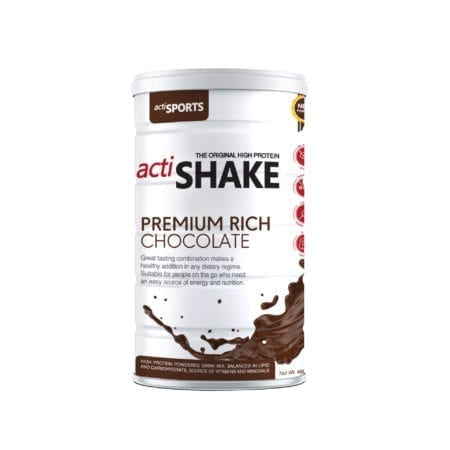 Actishake Premium Rich Chocolate 468g