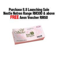 Nestle Nutren Optimum Complete Nutrition Drink Vanilla (800g)