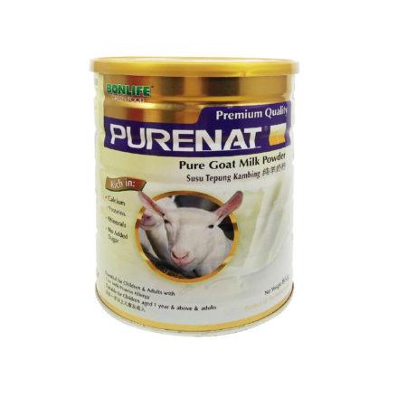 Purenat Premium Goat Milk Powder 800g