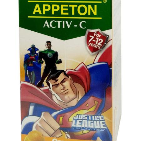 Appeton Activ-c 100mg Orange 60s