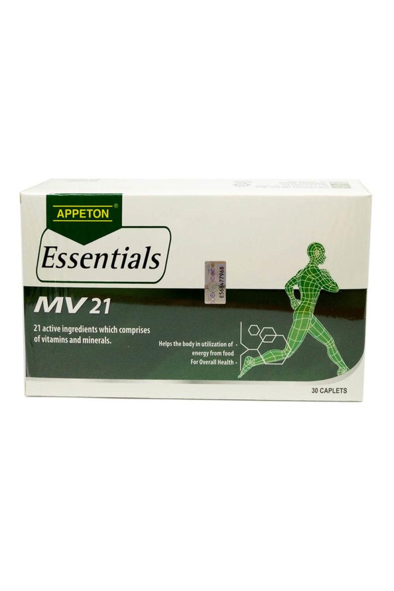 Appeton Essentials Mv21 (30s)
