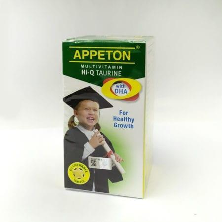 Appeton Multivitamin Hi-q Taurine With Dha 60s