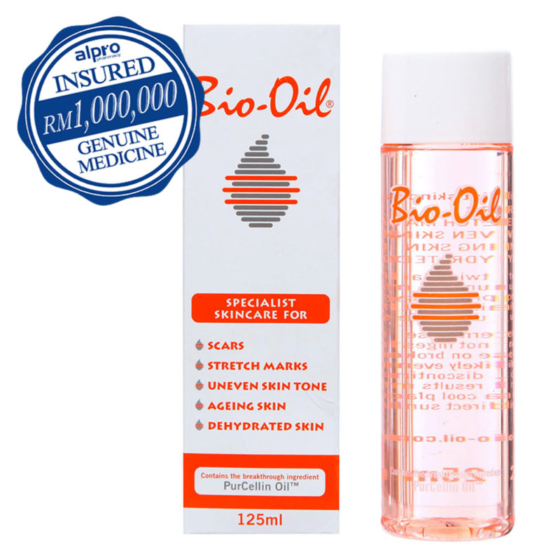 Bio-oil (125ml) Helps Improve The Appearance Of Scars, Stretch Marks And Uneven Skin Tone